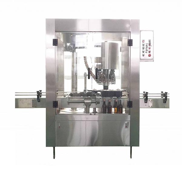 Automatic Aluminum Cap Crimping Machine