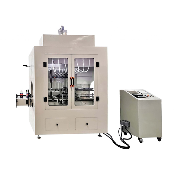 Linear Type Corrosive Liquid Filling Machine