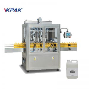 Automatic Explosion Proof Filling Machine For Flammable Liquids