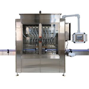 Automatic Gravity Type Liquid Filling Machine