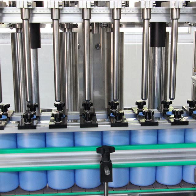 Automatic Hand Sanitizer Plastic Spray Bottle Filling Equipment