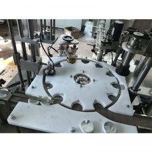 Automatic Hot Filling Sealing And Capping Machine