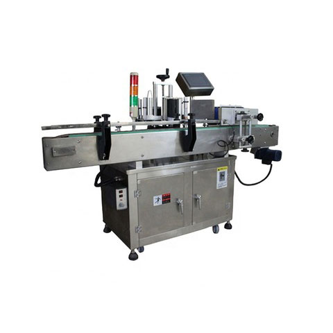 Quality High Bottle Label Applicator Machine