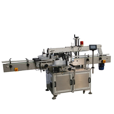 Automatic Liquid Water Juice Tea Beverage Wine Carbonated Soft Drink Honey Edible Oil Coffee Sauce Round Plastic Bottle PVC Label Sleeve Shrink Labeling Machine