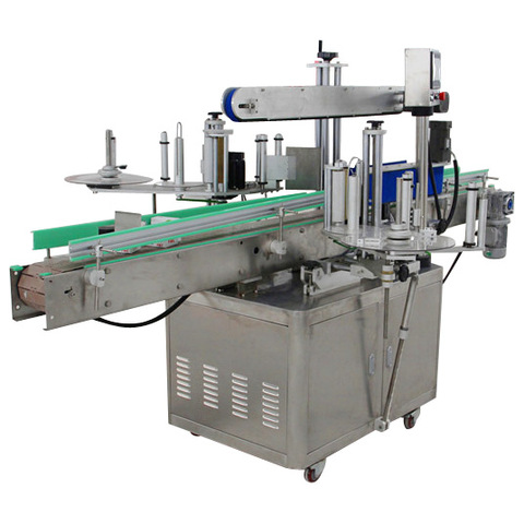 Semi-Auto Flat Labeler Labeling Machine with Coder for Bag, Box, Book