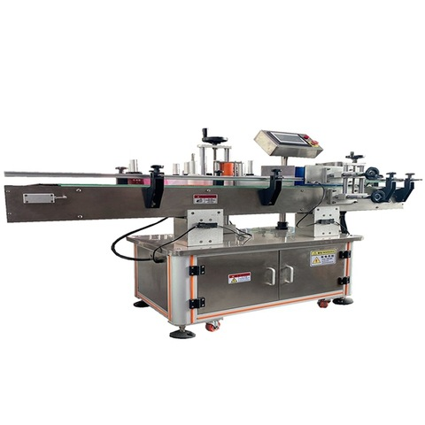 Tb-960 Semi-Automatic Round Bottle Labelling Machine