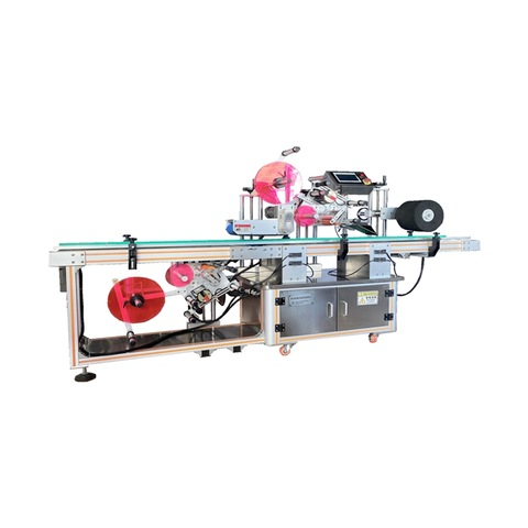 Automatic Pet Bottle Sticker Shrink Sleeve Labelling Machine