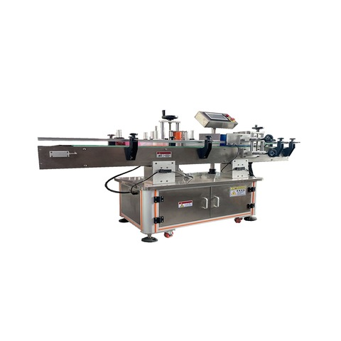 Automatic Tea Bag with Threading and Labeling Packaging Machine