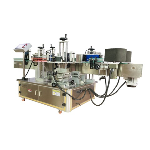 Automatic Double Side Labeling Machine, Square Bottle Labeling Machine