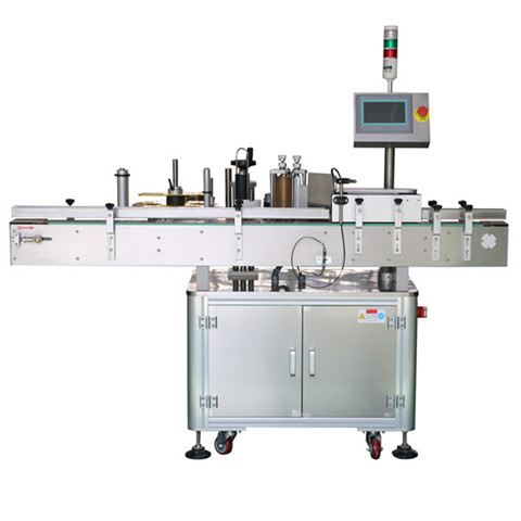 Automatic Horizontal Rolling Labeller/Labeling Packing Machine for Small Bottles