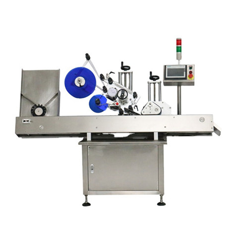 Wine Automatic Adhesive Labeling Machine