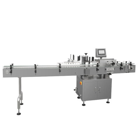 Automatic Online Labeling Machine for Barcode