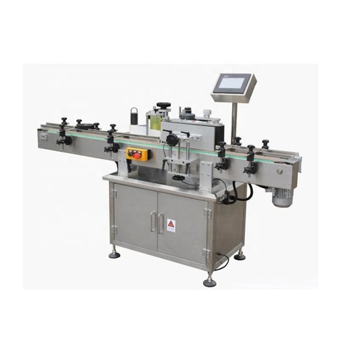 Good Design Filling Sealing Labeling Machine for Small Business