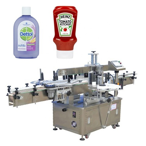 Bag Labeling Machine Beer Label Machine