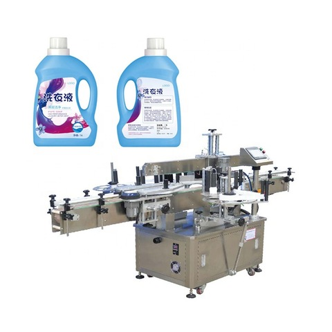 Beer Bottle Filling Capping Labeling Machine