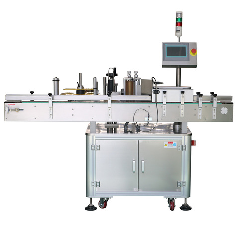Wl-330c Full Automatic Bench Top Cable Wire Harness Flag Folded Labelling Machine Cable Wire Flag Adhesive Labeling Machine Price