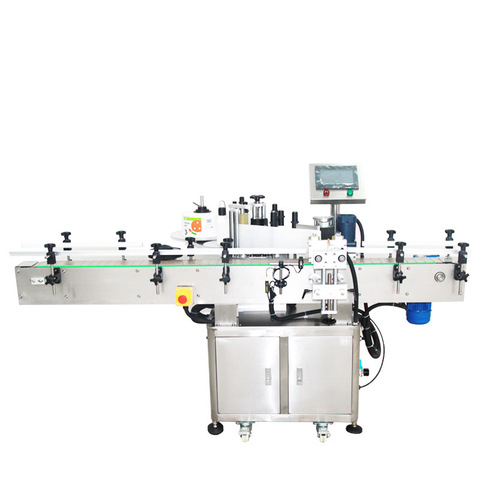 Automatic Label Applicator for Bag