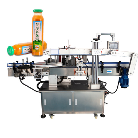 Top-Quality High-Speed Automatic Surface Plane Labeling Machine From Top Labelling