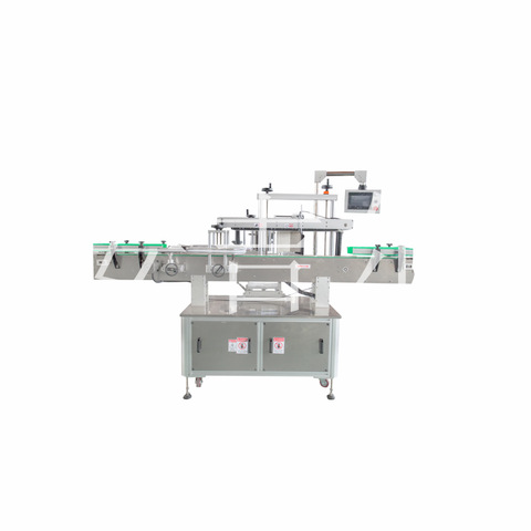 Automatic Bag Box Carton Top Sticker Label Applicator Labeling Machine