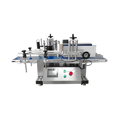Automatic Round Bottle Labeling Machine Beer Bottle Printing and Labeling Machine