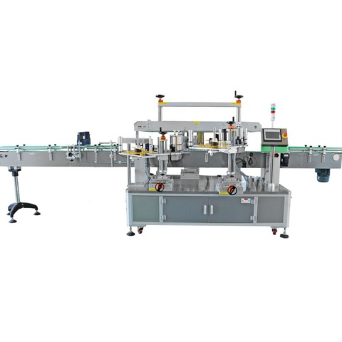 Automatic Barcode Sticker Labeling Machine From Skilt Machinery