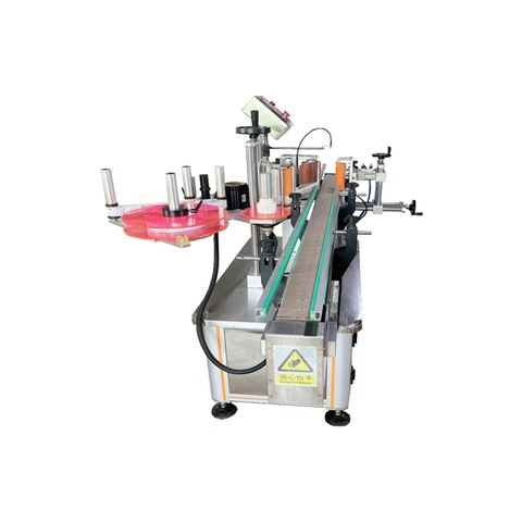 Full Automatic Injection Vial Labeling Machine in Horizontal Way