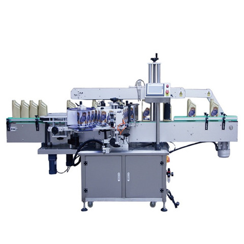 Top Quality Small Power Automatic Sticker Sandwich Bag Labeling Machine for Wholesale