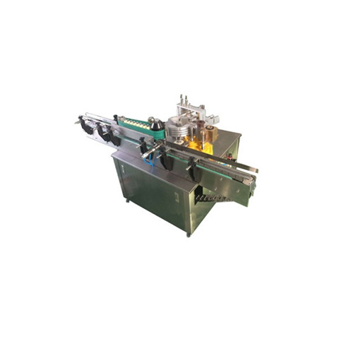 Beer Label Printing Machine Automatic Glass Bottle Labeling Machine