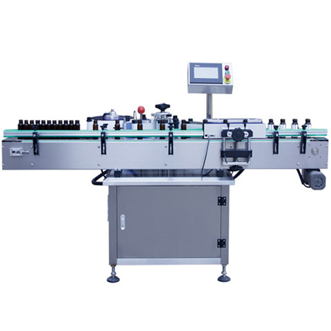 Automatic Carton Top Surface Card Bag Surface Labeling machine