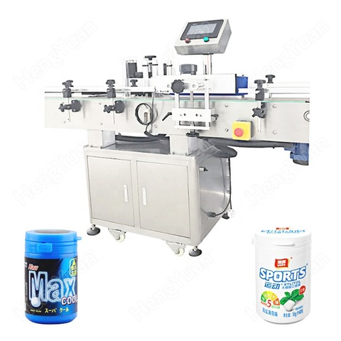 Semi-Automatic Special-Shaped Beer Bottle Multifunctional Labeling Machine