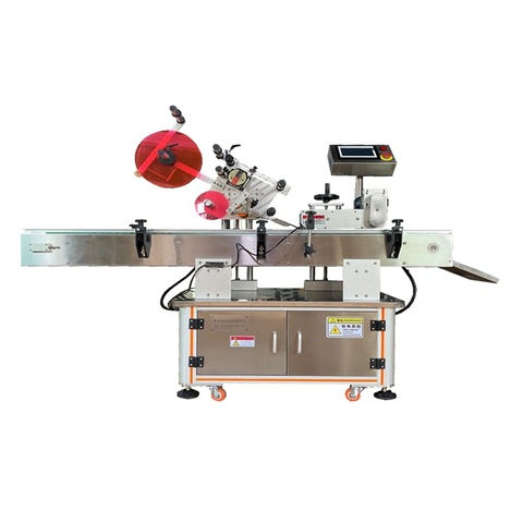 Mt-200 Factory Jar Round Bottle Labeling Machine Automatic Label Equipment Sticker Label Machine for Plastic Glass Bottle