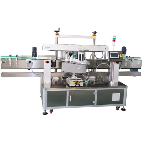 Automatic Electric Driven Type Flat Surface Carton Box Labeling Machine