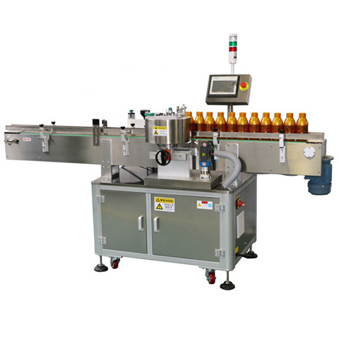 High Quality Polythene Bags Manufacturing Machine Label Applicators Paging Labeling Machine for Bags