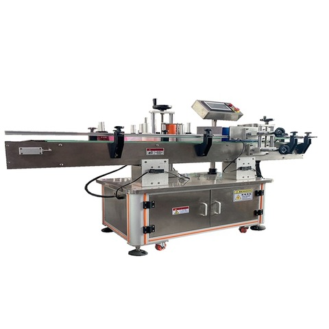 Flat Surface Sticker Labelling Machine Bag Labeling Machine