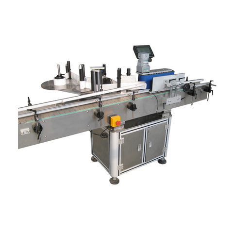 Automatic Bag Labeling Machine Label Applicator with Auto Feeder