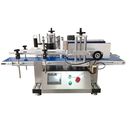 Beverage Carton Box Top Surface Labeling Machine