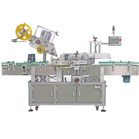 Paper Egg Carton Top Surface Labeling Machine
