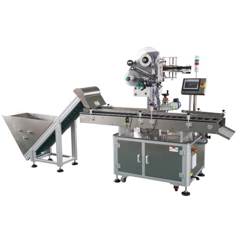 Bottle Wrap Adhesive Labeling Machine