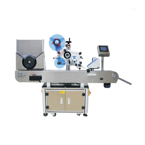 Sticker Labeling Machine for Carton