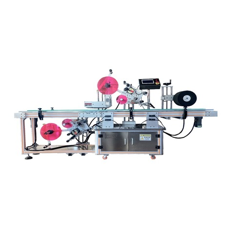 Automatic Glass Plastic Bag Bottle Washer Filler Caper Labeling Machine Line