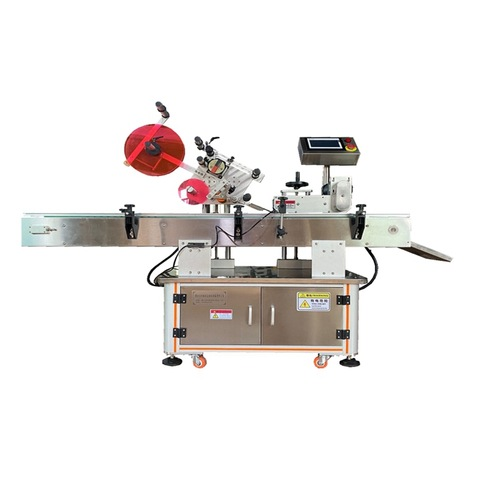 Automatic Flat Labeling Machine for Cartons (MT-220)