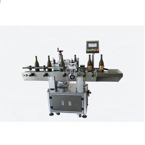Automatic Beer Labeling Machine for Round Bottle