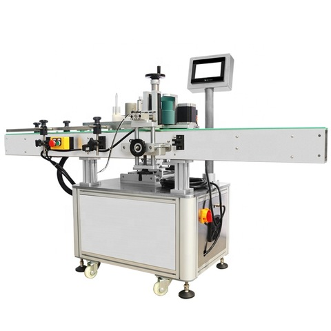 Keno-L104A Auto Labeling Machine for Lipton Yellow Label Tea Bags