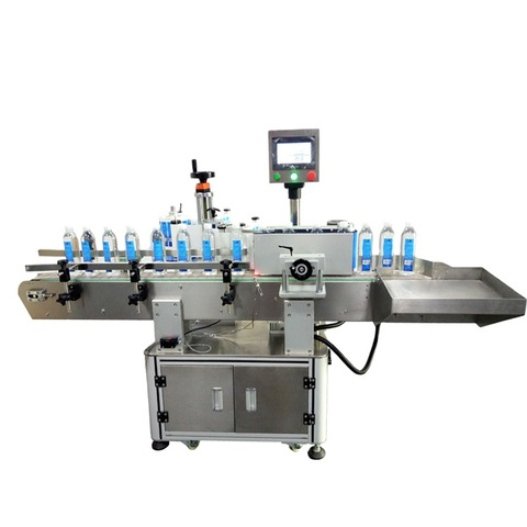 Round Bottle Labeling Machinery