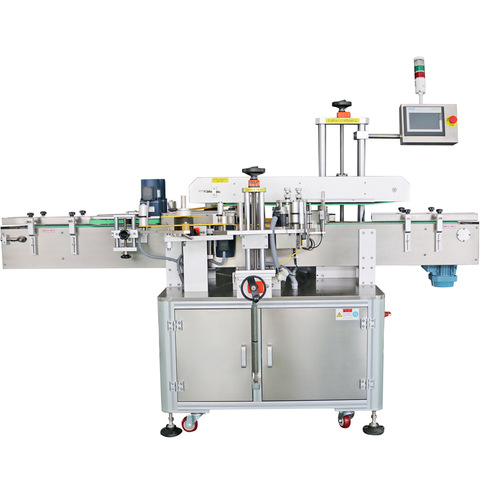 Economic Type Desktop Type Round Bottle Labeling Machine for Small Factory House Hold