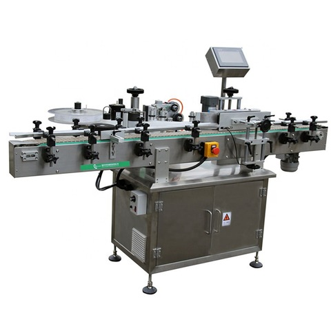 Plastic Box Flat Labeling Machine and Bag Flat Labeling Machine Automatic