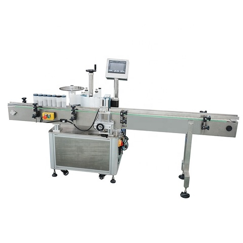 MT-50 Semi Auto Labeling Machine Sticker Label Applicator Machine for Vial Bottle