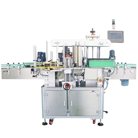 Hot Selling Glass Vial Bottle Powder Filling Capping and Labeling Machine