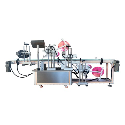 Cosmetic Bottle Filling Capping and Labeling Packing Machine for Packing Line