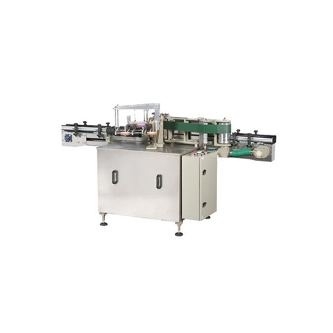 Automatic Self-Adhesive Stick Vertical Labeling Machine for Pet Bottles
